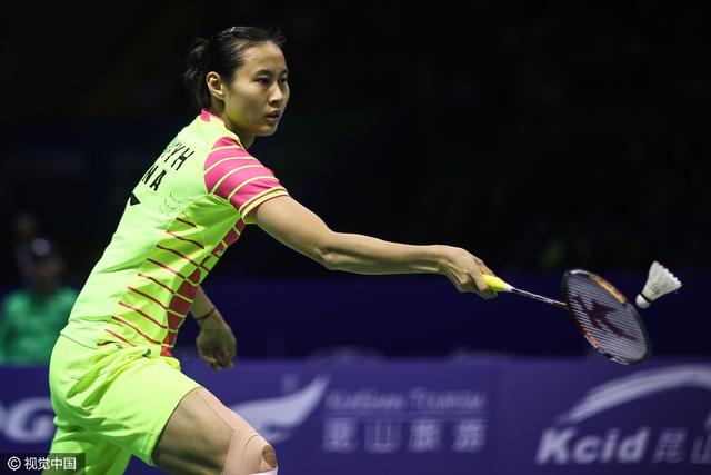 尤伯杯中国完胜马来西亚 李雪芮王仪涵演横扫