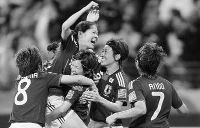 校园足球奠定日本女足腾飞 中小学适女足开展