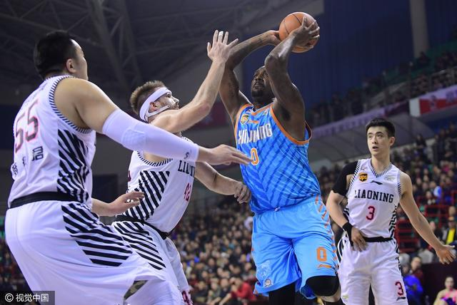 新疆客场4-1淘汰辽宁 时隔三年重返CBA总决赛