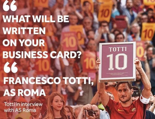 难说再见!托蒂正式宣布退役 进入罗马管理层