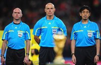 世界杯裁判
