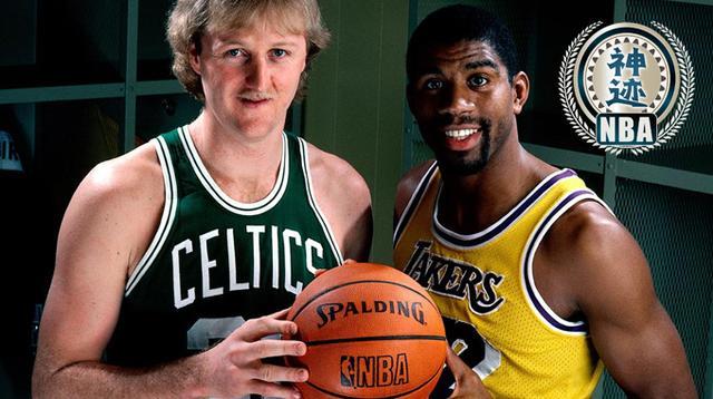 伯德和约翰逊共同创造了NBA历史上的一段佳话