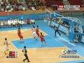 视频:男篮小组赛 中国队断球反击配合不当