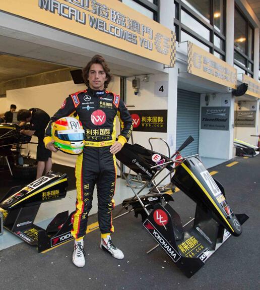 罗伯特马里搭档F1末班车 曾战格兰披治F3比赛