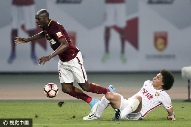 中超网红幸福绝杀 他已成为天津足球最大克星