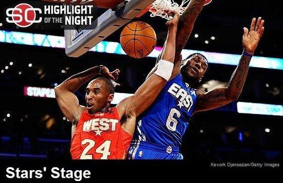 ESPN官网截屏