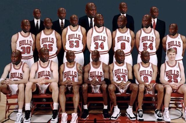 历史唯一!科尔成两支72胜队成员 他气哭乔丹