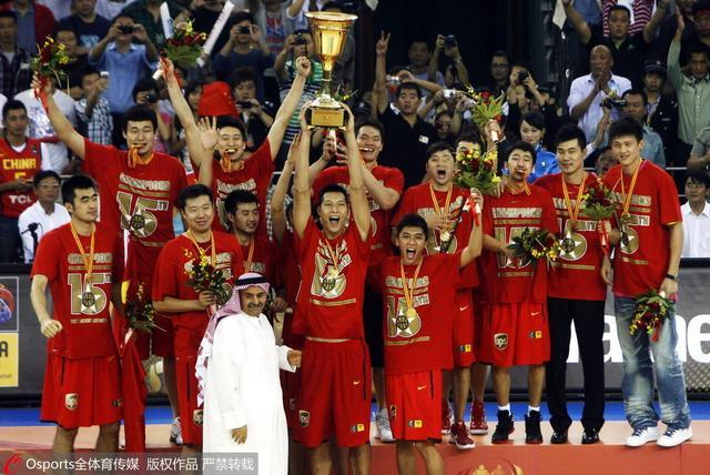 媒体:男篮极像中国A股 亚锦赛夺冠没可能?