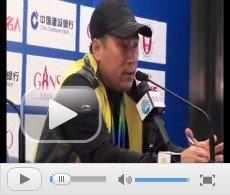 视频:李永波叹5-0不容易 王适娴可能还上场