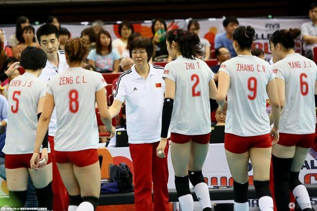 出线分析:女排握主动权 胜日本夺冠直通奥运