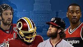 被诅咒的特区?集齐四大联盟球队的华盛顿为何常年无冠