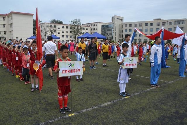 """2014年""""天津之星""""校园足球夏令营隆重开幕"""