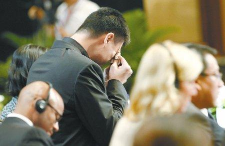 读图时代:姚明流泪了?