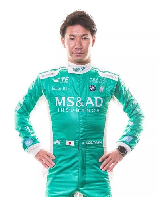 FE香港站20车手激战中环 前F1日本车手成功上位