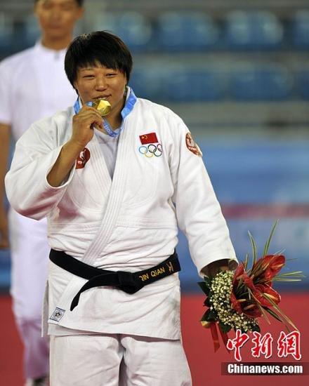 大运会中国队首金得主秦茜转赴巴黎世锦赛场
