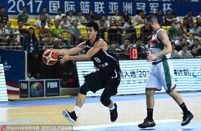 新疆小将:球队强调快速风格 全运会得到锻炼