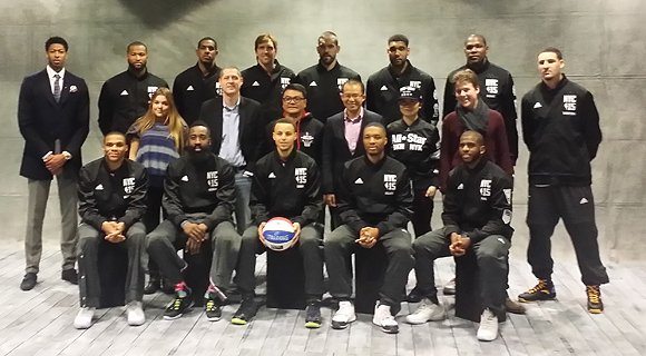 腾讯牵手NBA全明星影像纪录