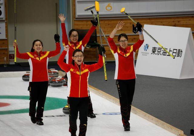 冰壶集训队目标在选材 全力备战奥运落选赛