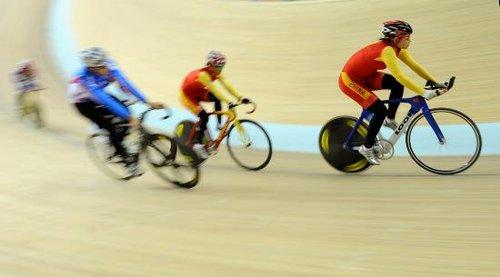 中国自行车发展史与成绩