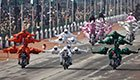 印度士兵国庆彩排炫技