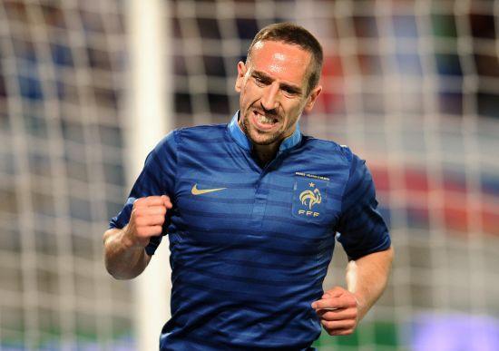 法国最令人讨厌运动员:里贝里居首 笨马上榜