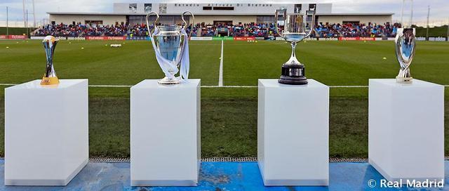 皇马获IFFHS最佳俱乐部 拜仁亚军马竞压巴萨