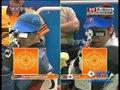 视频:女子气步枪决赛 中国金花暂居前两位