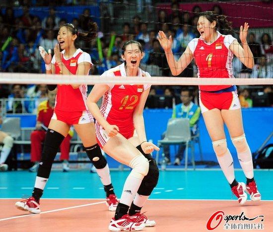 女排救2赛点绝地逆转韩国 一周2胜对手4连冠