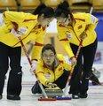 冰壶世锦赛中国胜捷克