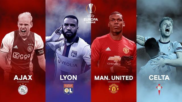 欧联最新夺冠赔率:曼联大热居首 里昂排名第2