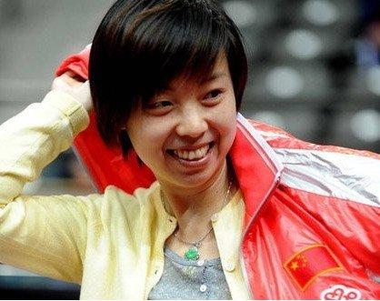 张怡宁 退役不是为了结婚 乒球已带不来惊喜