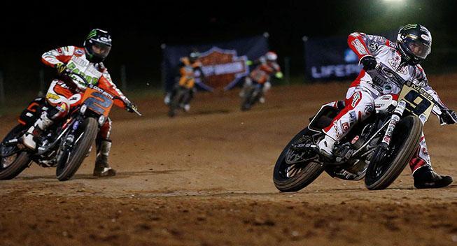 极限运动摩托比高赛 美国传奇罗尼纳瑞仅第四