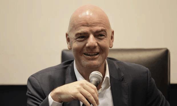 国足迎好消息!FIFA主席:2026世界杯扩军至40支