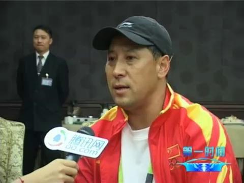 第一时间第43期:李永波做客 林丹史上最优秀