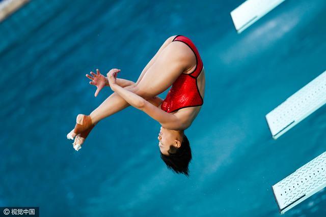 女子单人3米板历届冠军 中国军团实现8届连冠