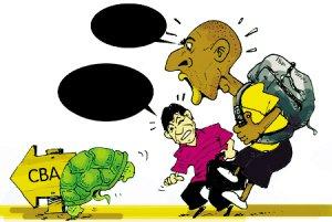 漫画体坛:科比是个奢侈品