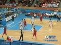 韩国抢篮板快攻得手