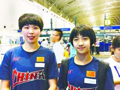 中国代表团最小选手艾衍含 里约蓄力待东京绽放