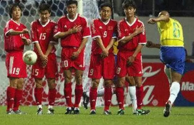 球员追星米卢造传奇 回顾国足首次世界杯之旅