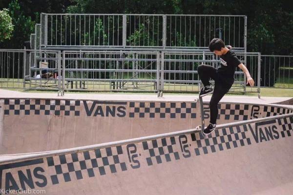 公园滑板赛首度登陆亚洲 日本选手拔得头筹