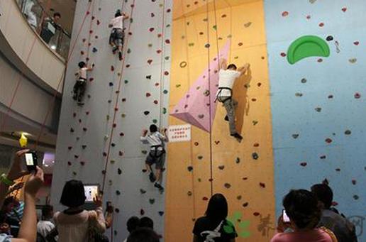 攀岩运动_攀岩运动图片_野外运动_高清图片下载_三联素