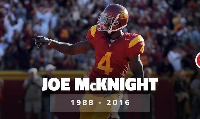 前NFL球星在路怒交通事件惨遭枪杀 年仅28岁