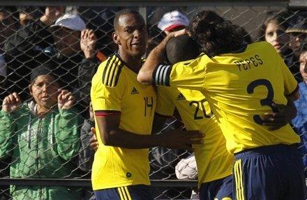 美洲杯-哥伦比亚1-0哥斯达黎加 德甲前锋建功