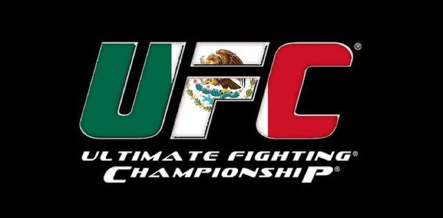 UFC转播进军拉美 将于8月5日重返墨西哥城