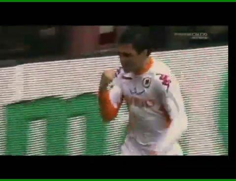 视频:热那亚不可思议逆转罗马 米兰弃将两球