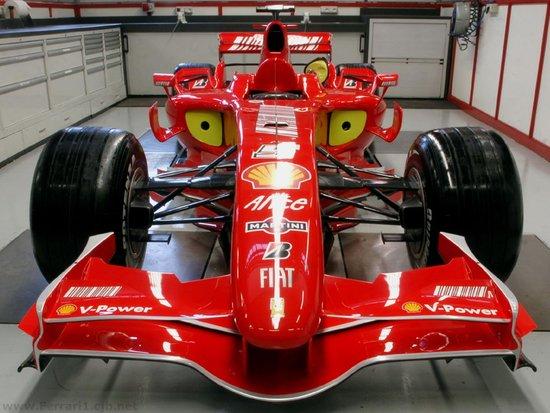 F1车队总结之法拉利:战术混乱 引擎成致命伤