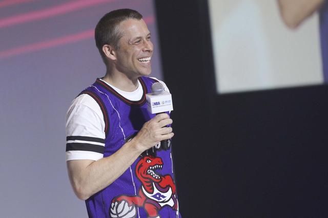 NBA中国首席执行官:腾讯带来无与伦比的感受