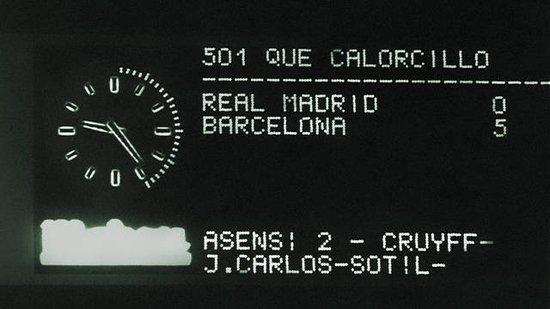 巴塞罗那足球俱乐部1969-1978年间的相关历史