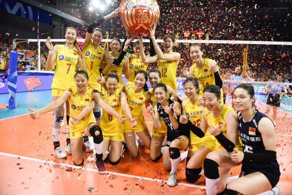 2020年排球赛程表:中国女排7月下旬开启奥运卫冕之旅