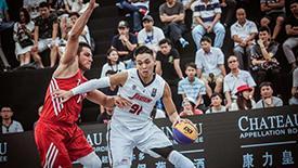 FIBA3X3亚洲杯5大值得期待男星 落合知也领衔